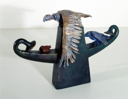 Barque with Condor